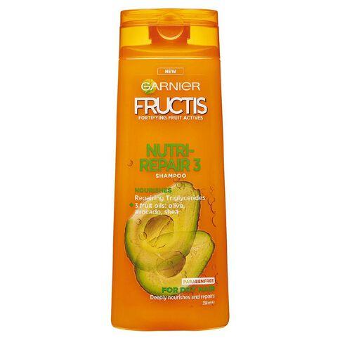 Garnier Fructis Nutri Repair Shampoo 250ml
