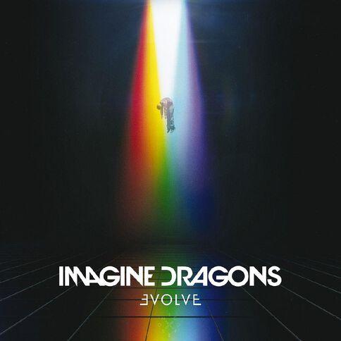 Evolve CD by Imagine Dragons 1Disc
