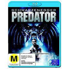 Predator Ultimate Hunter Edition Blu-ray 1Disc