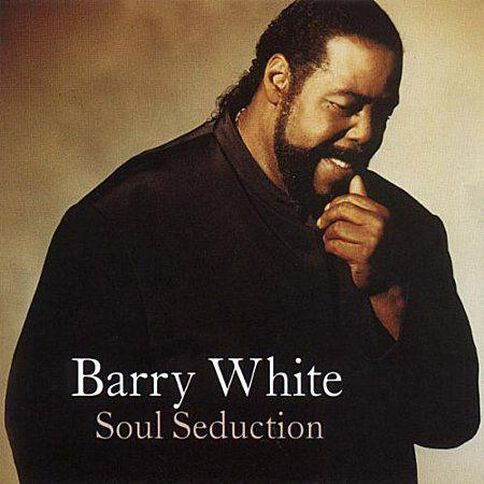 Soul Seduction CD by Barry White 1Disc
