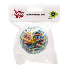 Play Studio Rubber Band Ball
