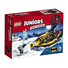 Batman LEGO Juniors vs Mr Freeze 10737