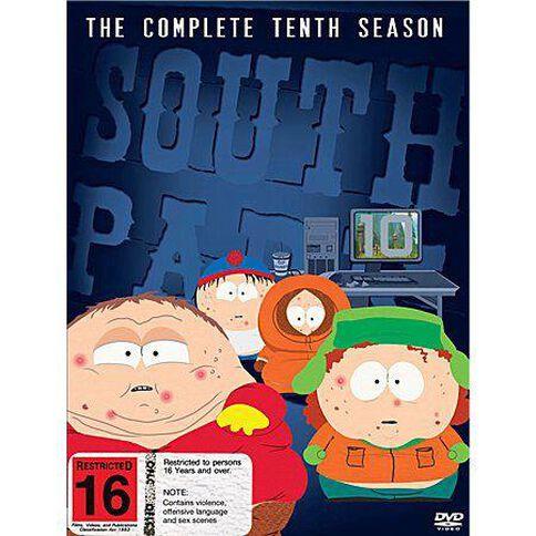 Southpark Season 10 DVD 1Disc