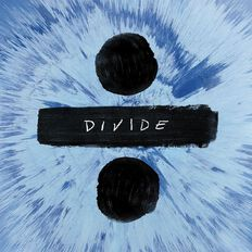 / (Pronounced Divide) (Standard Edition) CD by Ed Sheeran 1Disc