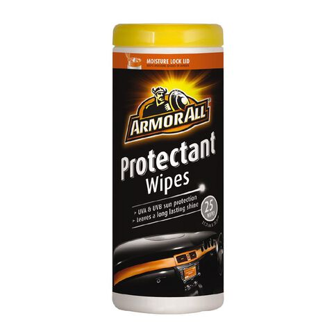 Armor All Protectant Wipes 25 Pack