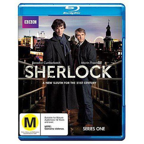 Sherlock Holmes Blu-ray 1Disc