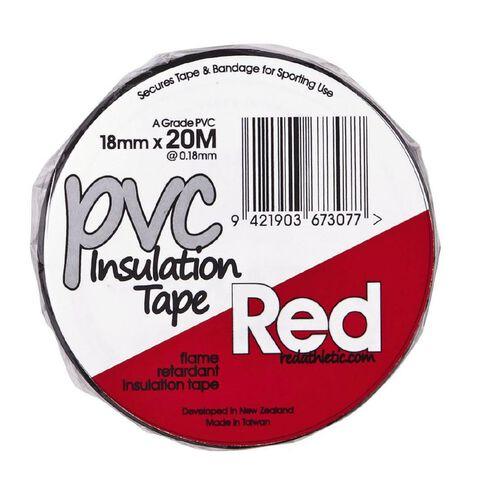 Red PVC Tape