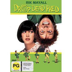 Drop Dead Fred DVD 1Disc