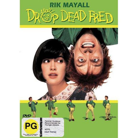 Drop Dead Fred DVD 1Disc