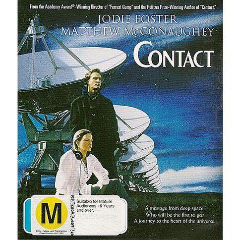 Contact Blu-ray 1Disc