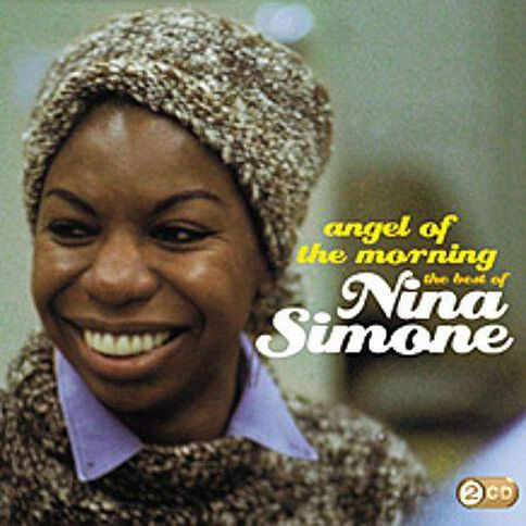 Angel of the Morning Best of CD by Nina Simone 2Disc