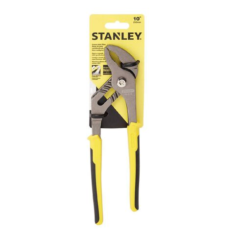 Stanley Groove Joint Pliers 10 inch