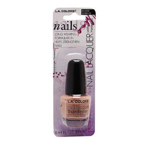 La Colors Nail Polish Intimate