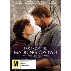 Far From the Madding Crowd DVD 1Disc