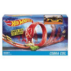 Hot Wheels Creature Track Set Assorted