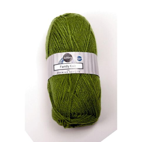 Rosie's Studio Family Yarn Double Knit Sage 50g