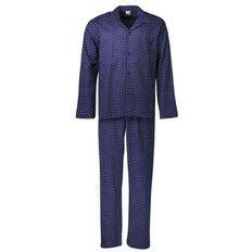 Basics Brand Men's Packaged Flannelette Pyjamas