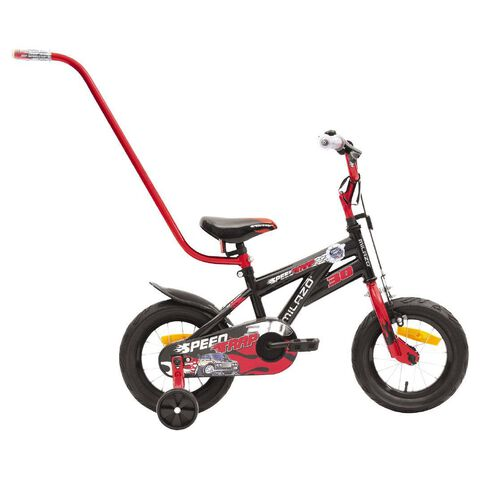 Milazo 12 inch Boys' Speed Trap Bike-in-a-Box 252