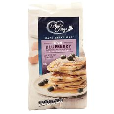 White Wings Blueberry Buttermilk Pancake 370g