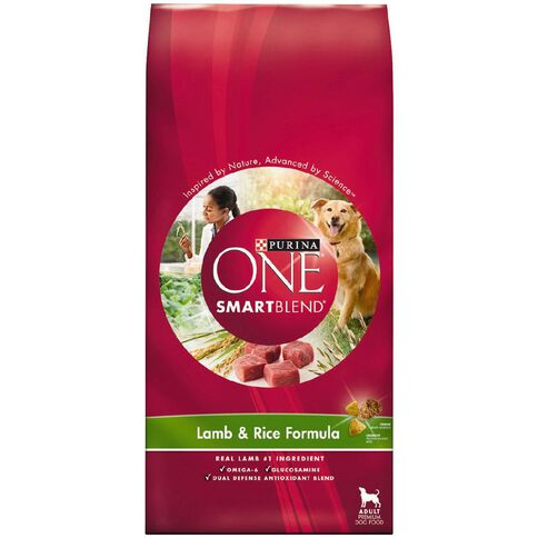 Purina ONE Dog Adult Lamb & Rice 3.6kg