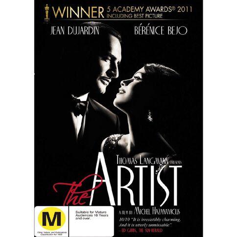 The Artist DVD 1Disc