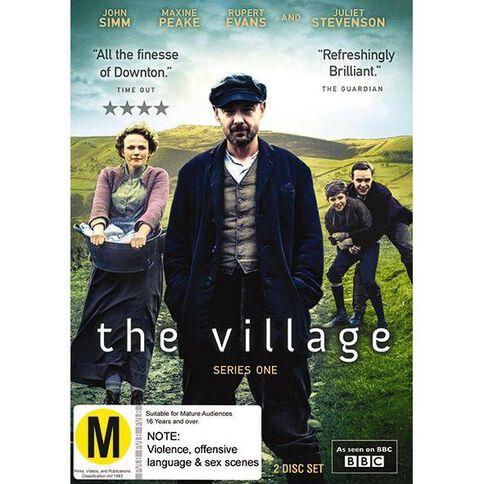 The Village Season 1 DVD 2Disc