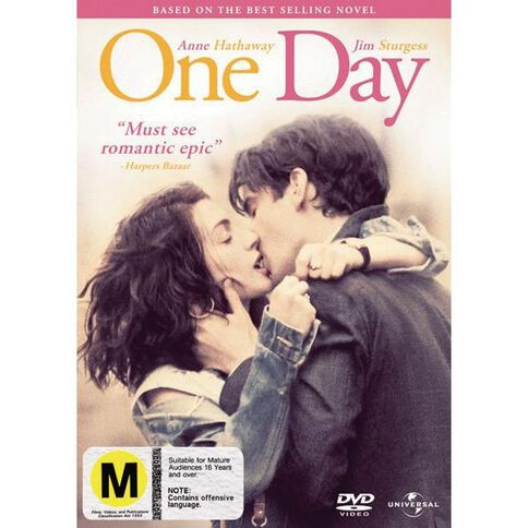One Day DVD 1Disc