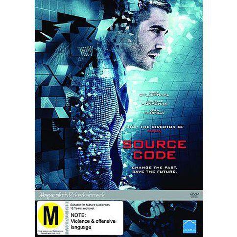 Source Code DVD 1Disc