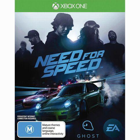 XboxOne Need For Speed