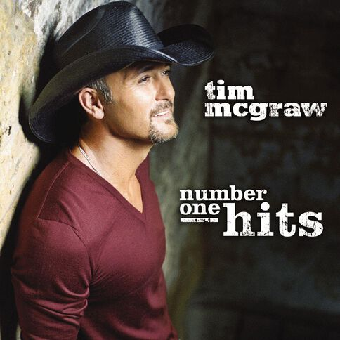 Number 1 Hits CD by Tim Mcgraw 1Disc