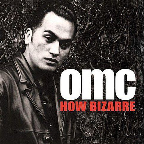 How Bizarre CD by OMC 1Disc