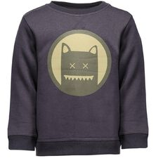 Hippo + Friends Toddler Boy Print Sweatshirt