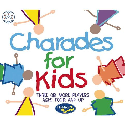 Game Charades For Kids