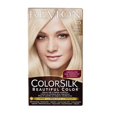 Revlon Colorsilk 05 Ultra Light Ash Blonde