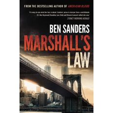 Marshall's Law by Sanders Ben