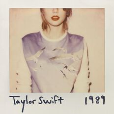 1989 Vinyl by Taylor Swift 2Record