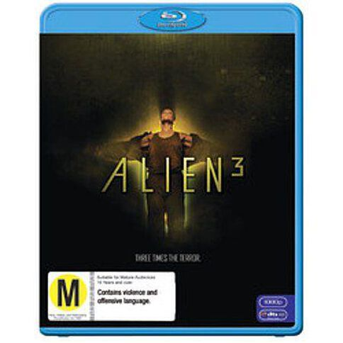 Alien 3 Blu-ray 1Disc