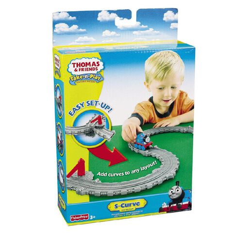 Thomas & Friends Fisher-Price Take 'n Play Fold Out Track Assorted