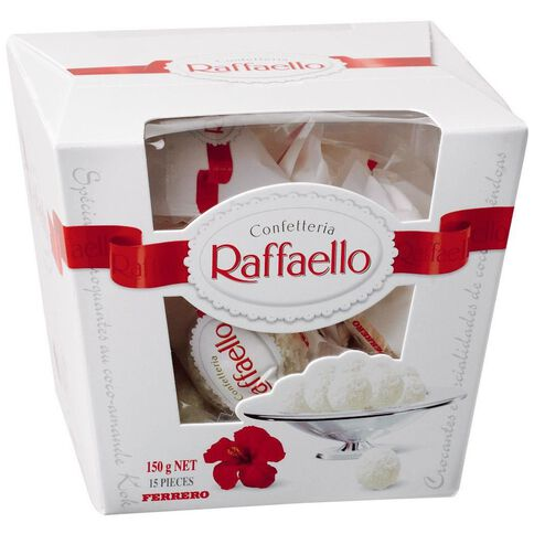 Ferrero Rocher Raffaello Chocolates 15 Pack