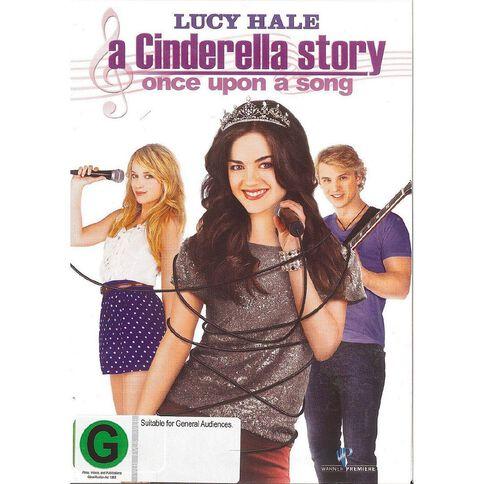 A Cinderella Story 3 DVD