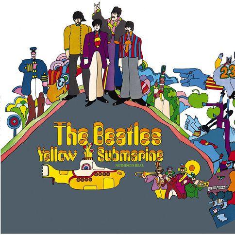 Beatles The Yellow Submarine DVD