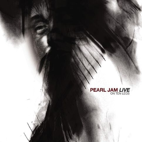 Live On Ten Legs CD by Pearl Jam 1Disc
