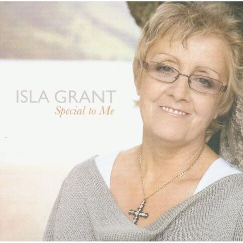 Special to Me CD by Isla Grant 1Disc