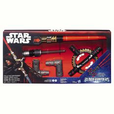 Star Wars Rogue One Spin Action Lightsaber