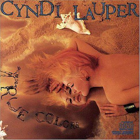 True Colours The Best of CD by Cyndi Lauper 2Disc