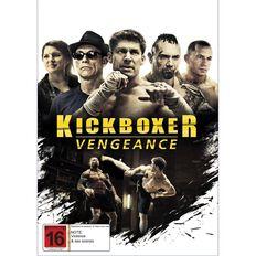 Kickboxer Vengeance DVD 1Disc
