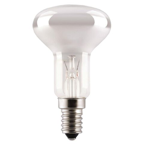 General Electric Incandescent Reflector Bulb R60 60W E14 Frosted