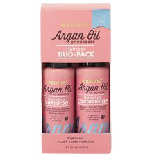 Essano Argan Oil Shampoo and Conditioner Duo Pack 2 x 50ml