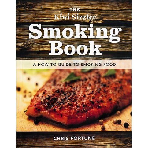 Kiwi Sizzler Fishing Book Smokers