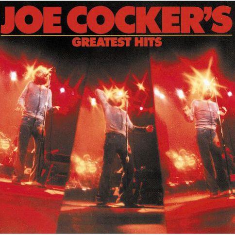 Greatest Hits CD by Joe Cocker 1Disc
